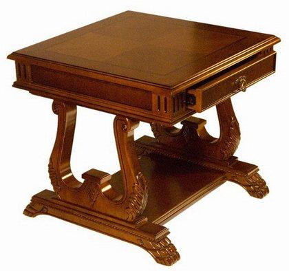 журнальний столик з дерева