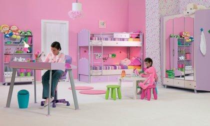 серия детской мебели Catchy