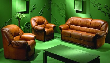 набор мягкой мебели Париж