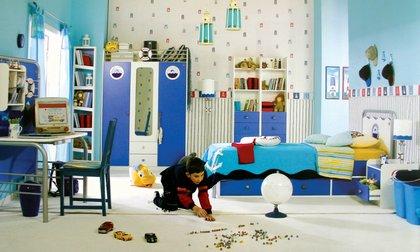 серия детской мебели Mariner