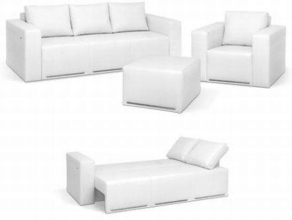 мягкая мебель Тутти (белый)