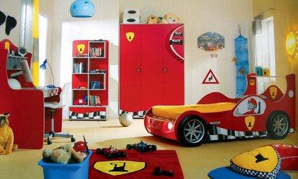 серия детской мебели Racer
