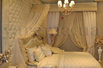 Штор для спальни шторы оформление