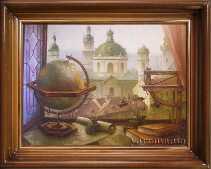 Картина натюрморт