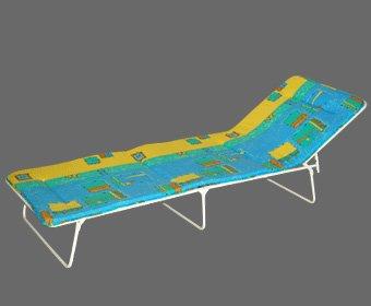 Кровать металлическая раскладная Стефания с87а