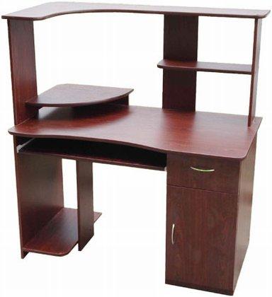 Размеры компьютерного стола своими руками