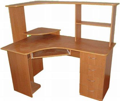 комп'ютерний стіл Т10 (правий)