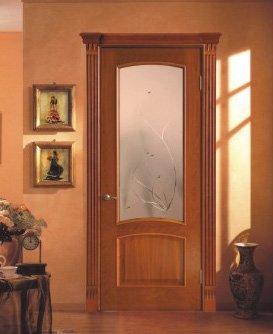 Двері наталі черешня