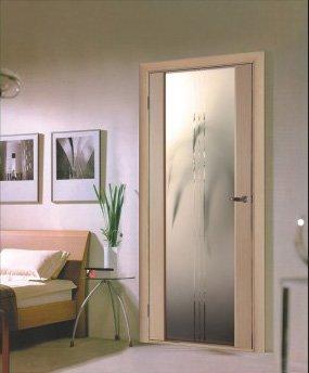 двери SALERNO (белый дуб)