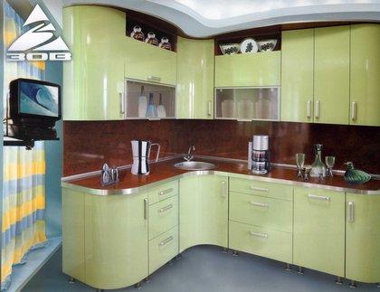 кухни постформинг