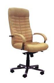 кресло кожаное Orion steel LE