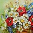Картини маслом Квіти. Маки, Картини - Ярема штори (290 грн.)