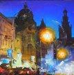 Картина Міський пейзаж, Картини - Ярема штори (480 грн.)