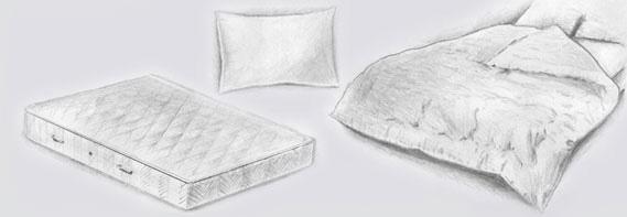 Комплекты спальных принадлежностей